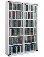 "VCM VCM mueble CD/DVD ""Galerie para 300 CD"