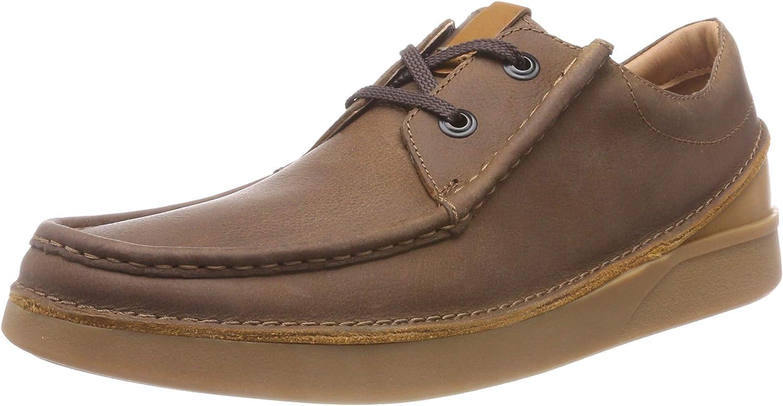 Clarks Oakland Seam, Zapatos de Cordones Derby para Hombre