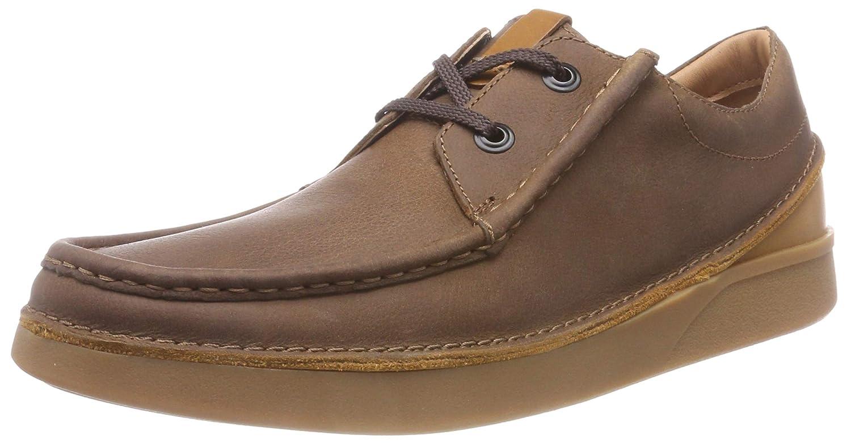 TALLA 40 EU. Clarks Oakland Seam, Zapatos de Cordones Derby para Hombre