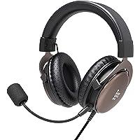 Tronsmart SONO Auriculares Gaming PS4 Estéreo con Micrófono Plegable para PC PSP Xbox One,Cascos Gaming controlador de…