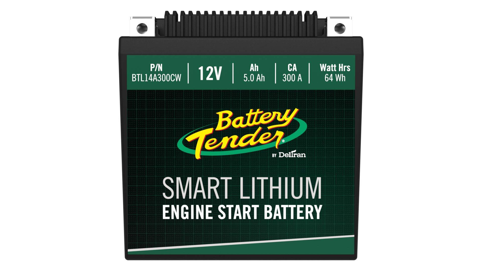 12V 8.0AH 480CCA Supersmart BMS Lithium Battery Batteries ...