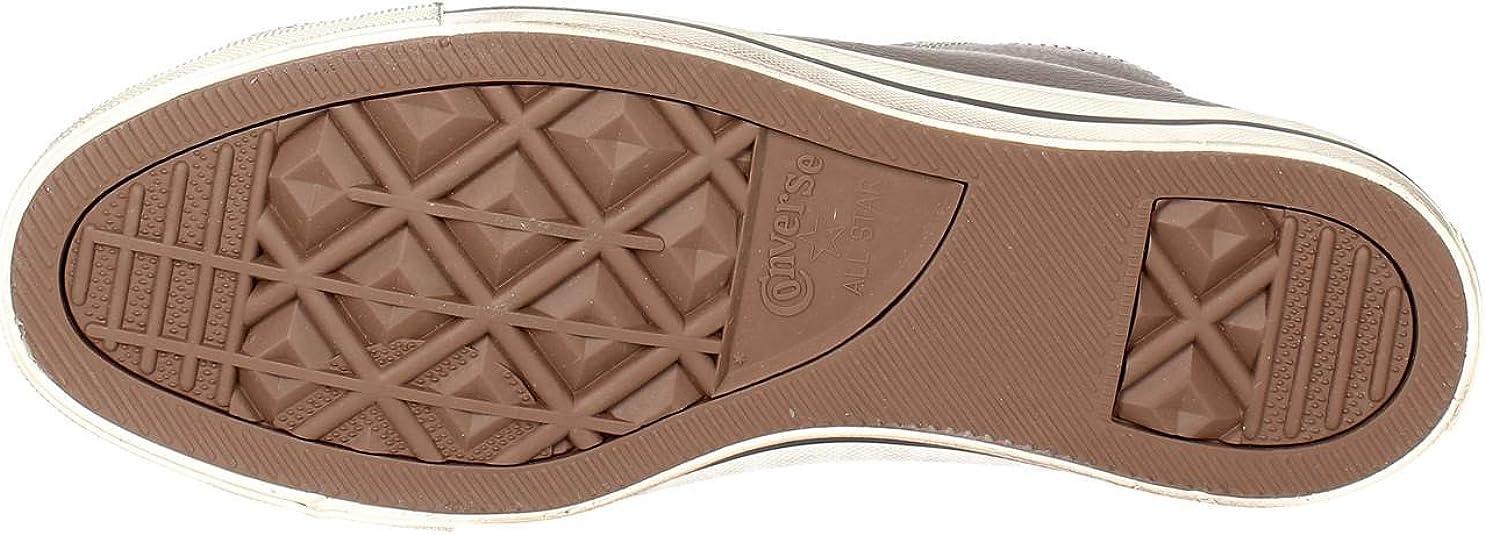 CONVERSE Scarpe Sneaker Uomo 158967C Leather Suede Turkish