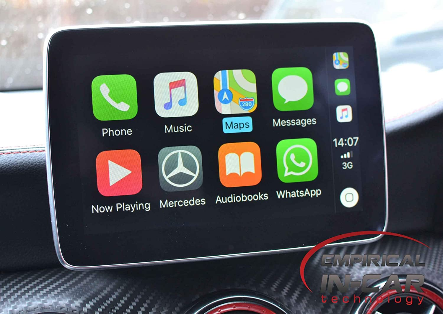 Mercedes Apple CarPlay activación: Amazon.es: Electrónica