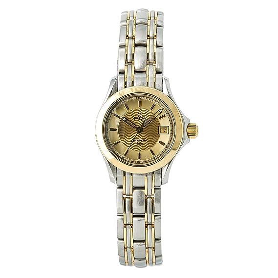 Omega Seamaster cuarzo mujer reloj 2371.10 (Certificado) de segunda mano