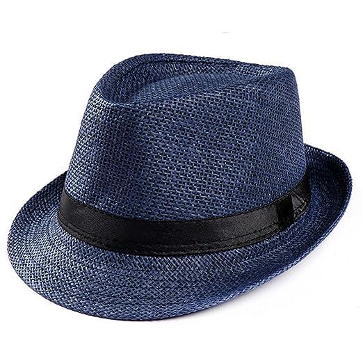 CAOBOO Beach Hat Panama Hat Hats for Women Straw Hat Snapback Gorras Army Green
