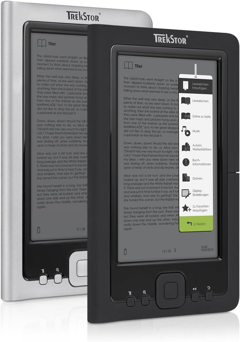 Trekstor eBook Player 5M - Reproductor de ebooks, 5 Pulgadas ...