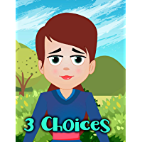 3 Choices Story : Creative Thinking | Bedtime Stories For Kids (English Edition)