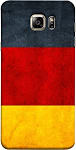 ColorKing Football Germany 04 Multi Color shell case cover for Samsung S6 Edge Plus