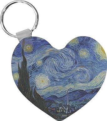 Amazon.com: La Noche Estrellada (Van Gogh 1889) Corazón ...