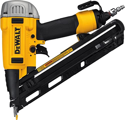 DeWalt DWFP72155 15 Gauge Precision Point DA Style Angle Finish Nailer