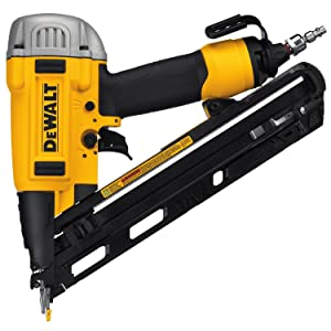 "DeWalt DWFP72155 15 Gauge Precision Point ""DA"" Style Angle Finish Nailer"