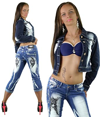 Sexy lady jeans