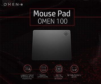 schwarz M Omen by HP Mauspad 100