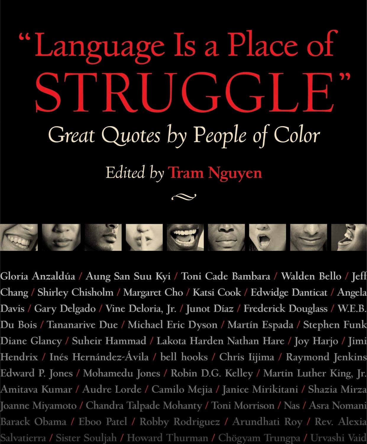 Language Is a Place of Struggle: Great Quotes by People of Color