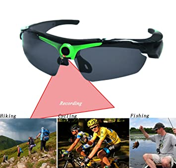 d5fdde43d54 JOYCAM DVR Sunglasses Camera Video Record Polarized UV400 Glasses Full HD  1080P with Wide View Angle
