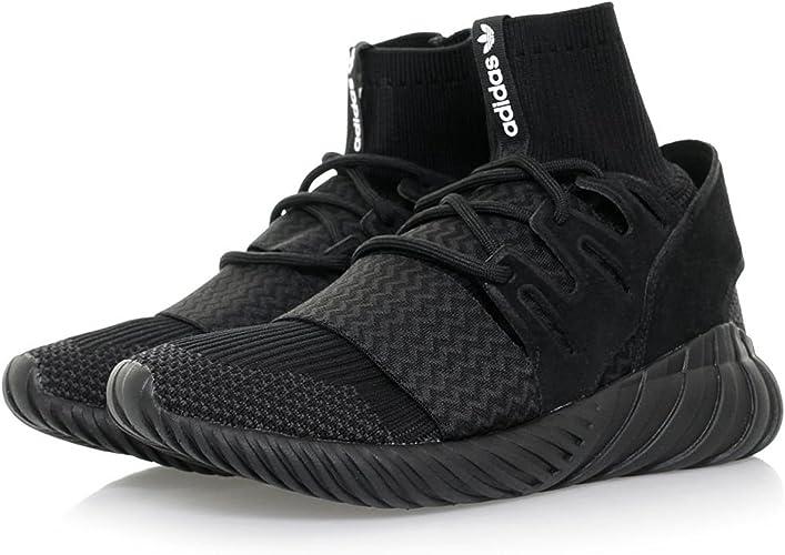 adidas Tubular Doom Primeknit da Uomo, Nero (BlackNight