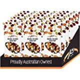 Original Delicious Energy Mix by JC's Quality Foods - Premium Mix of Almond, Cranberries, White Choc Gems, Pistachio Kernels - a Healthy Energy Boosting Snack 18 x 45g Bags
