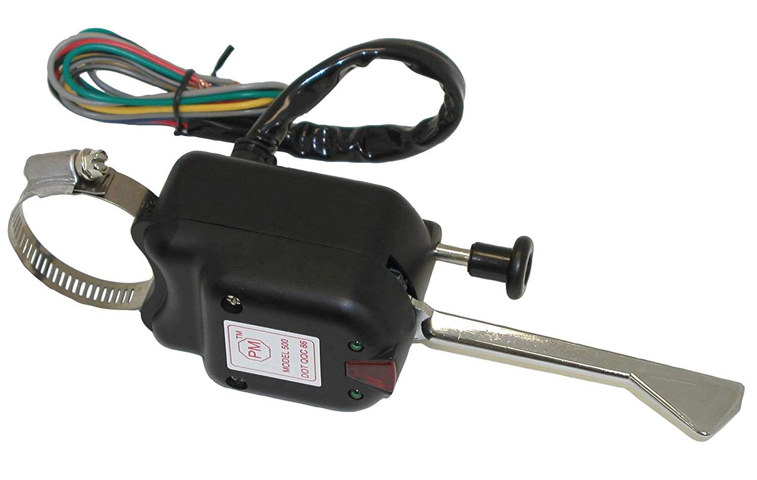 Peterson Manufacturing V500 Switch (Turn Signal, 7-Wire) 54233