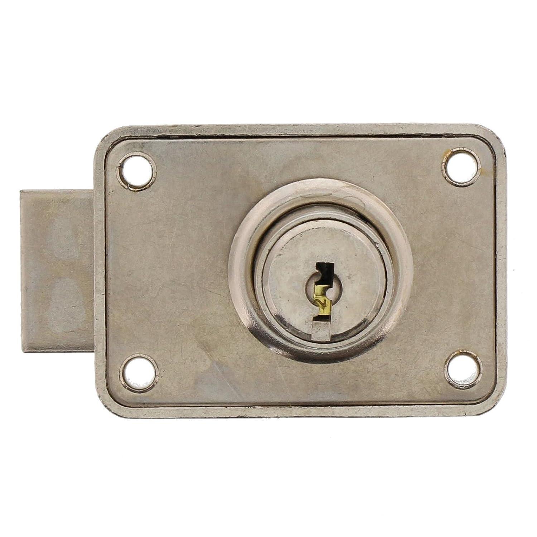 105 021 830 4003482053911 Smettere di serratura per cassetti loading MZ 83//23 mm in ottone lucido BURG W/ÄCHTER