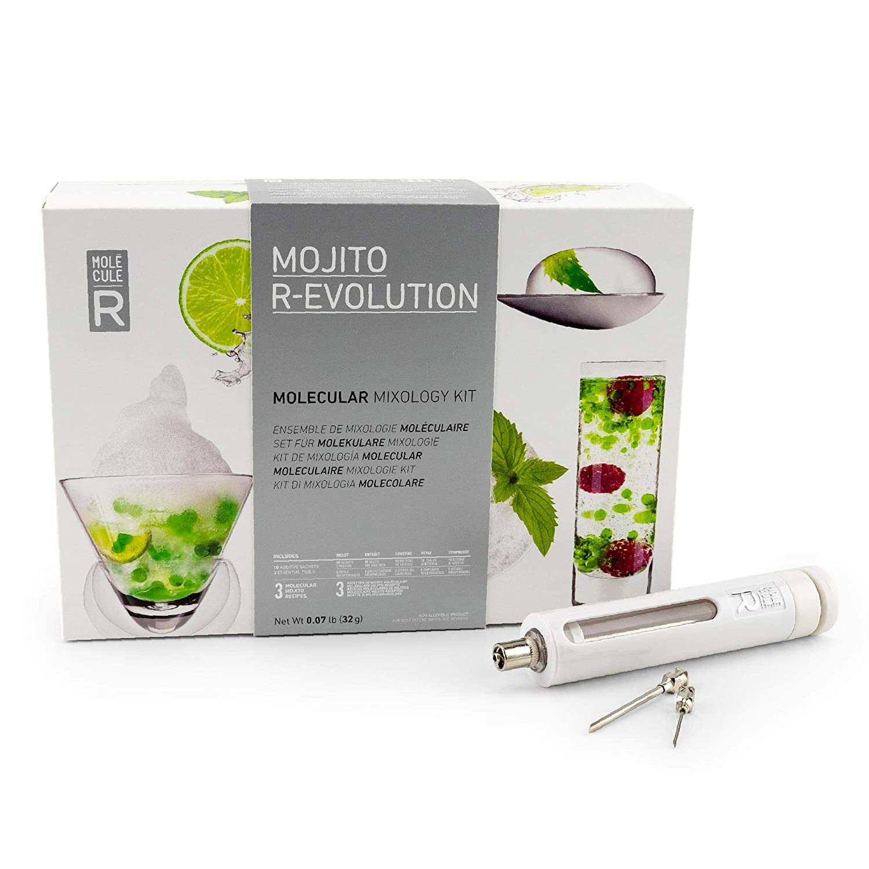 Barware Molecule-R Cosmopolitan R-Evolution Cocktail Mixing Kit Home & Kitchen