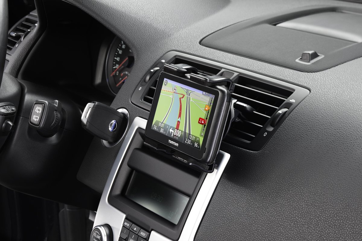 Amazon Universal Air Vent Mount Compatible With All GPS Brands Cell Phones Accessories
