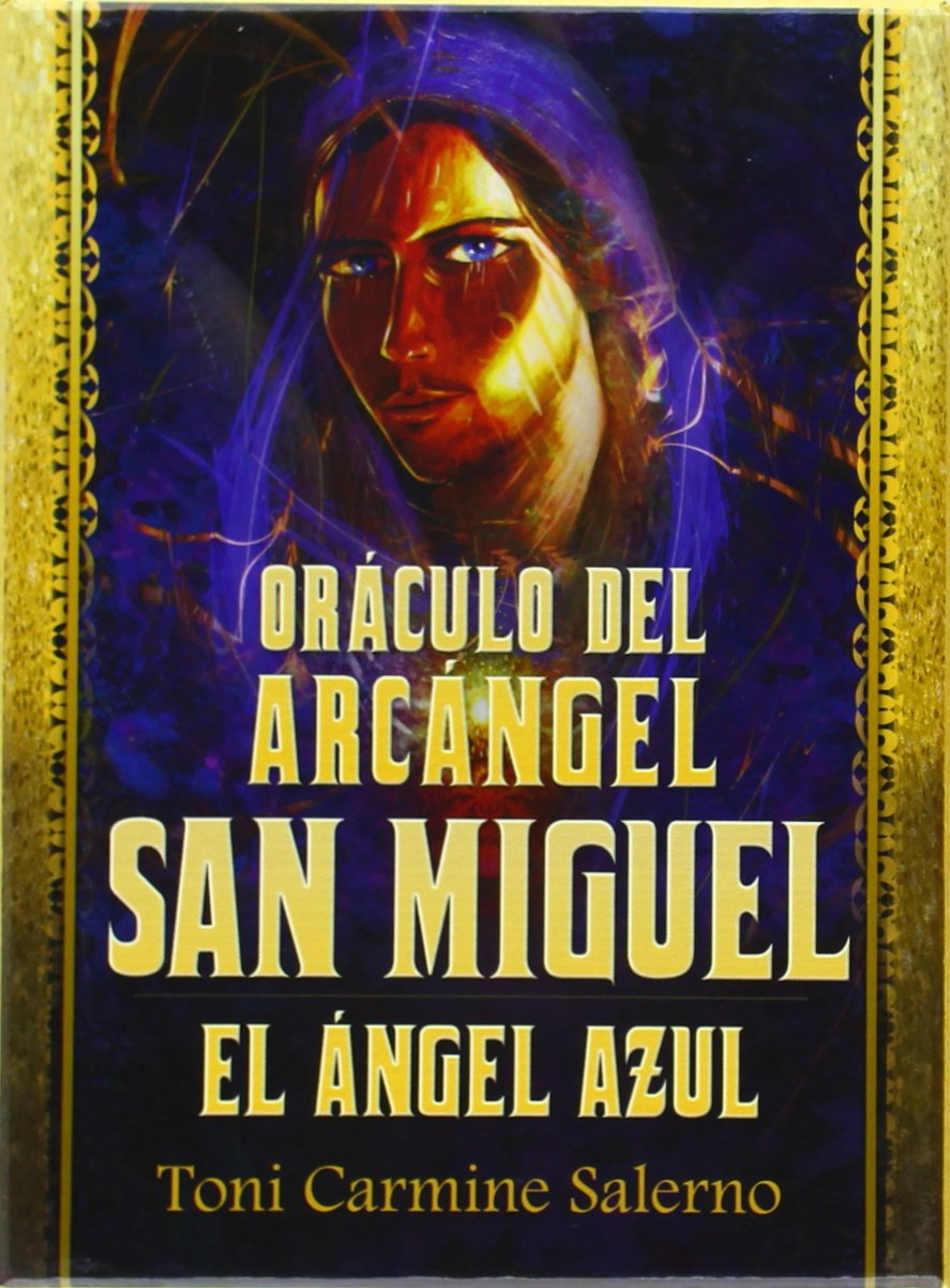 Oraculo Del Arcángel San Miguel. El Ángel Azul + Cartas ...