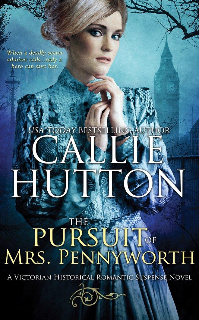 The Pursuit of Mrs  Pennyworth: Callie Hutton, Karen Cass