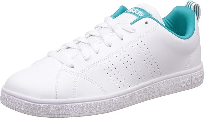 adidas Advantage Clean Vs W, Zapatillas para Mujer