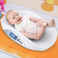 Infantastic Digital Baby Waage | Elektronische Kinderwaage mit USB Kabel und LCD-display | max. Traglast: ca. 20 kg