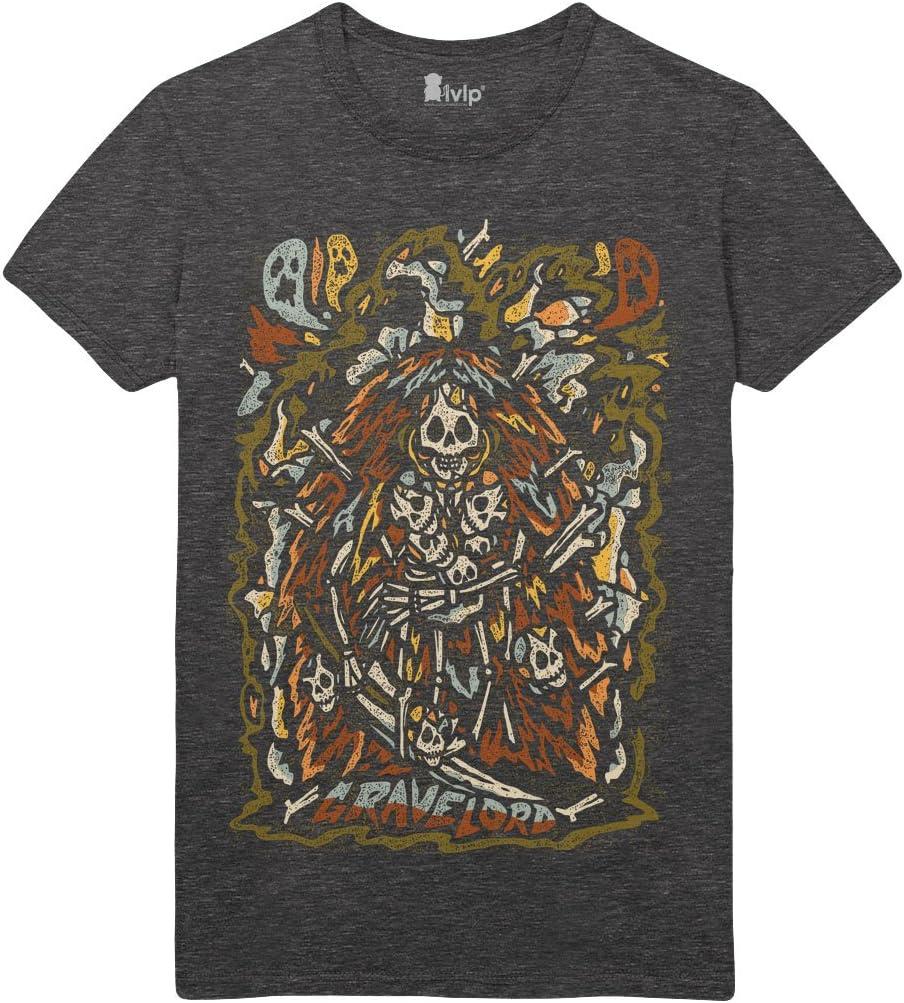Dark Souls Gravelord T-Shirt Grigio