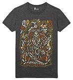 Dark Souls Gravelord T-Shirt Baumwolle anthrazit