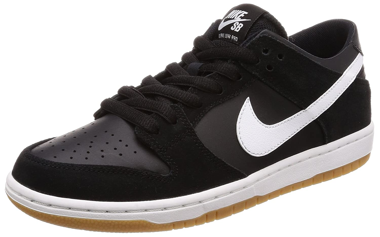 White Gum Light Brown Skate Shoe