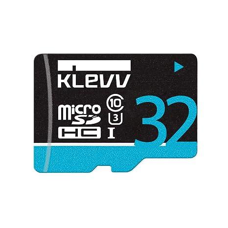 Amazon.com: klevv tarjeta de memoria microSD de 32 GB ...