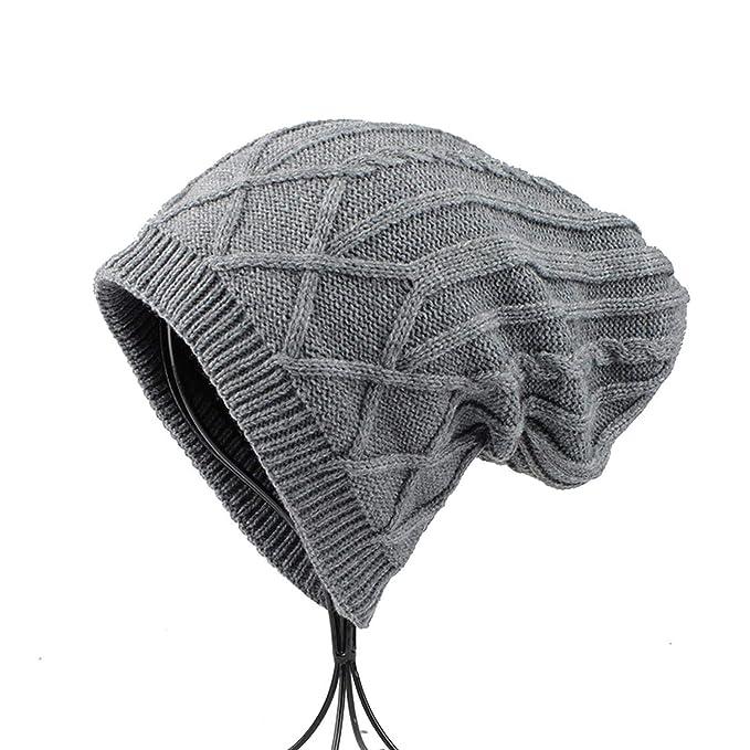 XINBONG Winter Hats for Men Knitted Beanies Women Velvet Warm Bonnet Caps  Boys Outdoors Unisex Chapeu Gorros Masculino at Amazon Women s Clothing  store  7a76551c0f3d