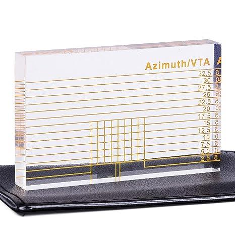 VTA - Regla de alinear para reproductor de discos de vinilo ...