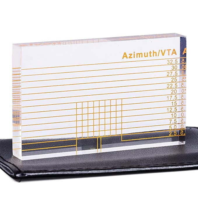 Amazon.com: VTA Azimuth Regla LP Reproductor de Vinilo ...