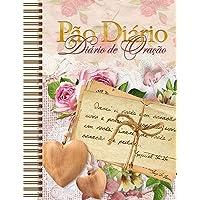 Diário de oração - Novo coração: 365 meditações diárias com anotações de conversas com Deus