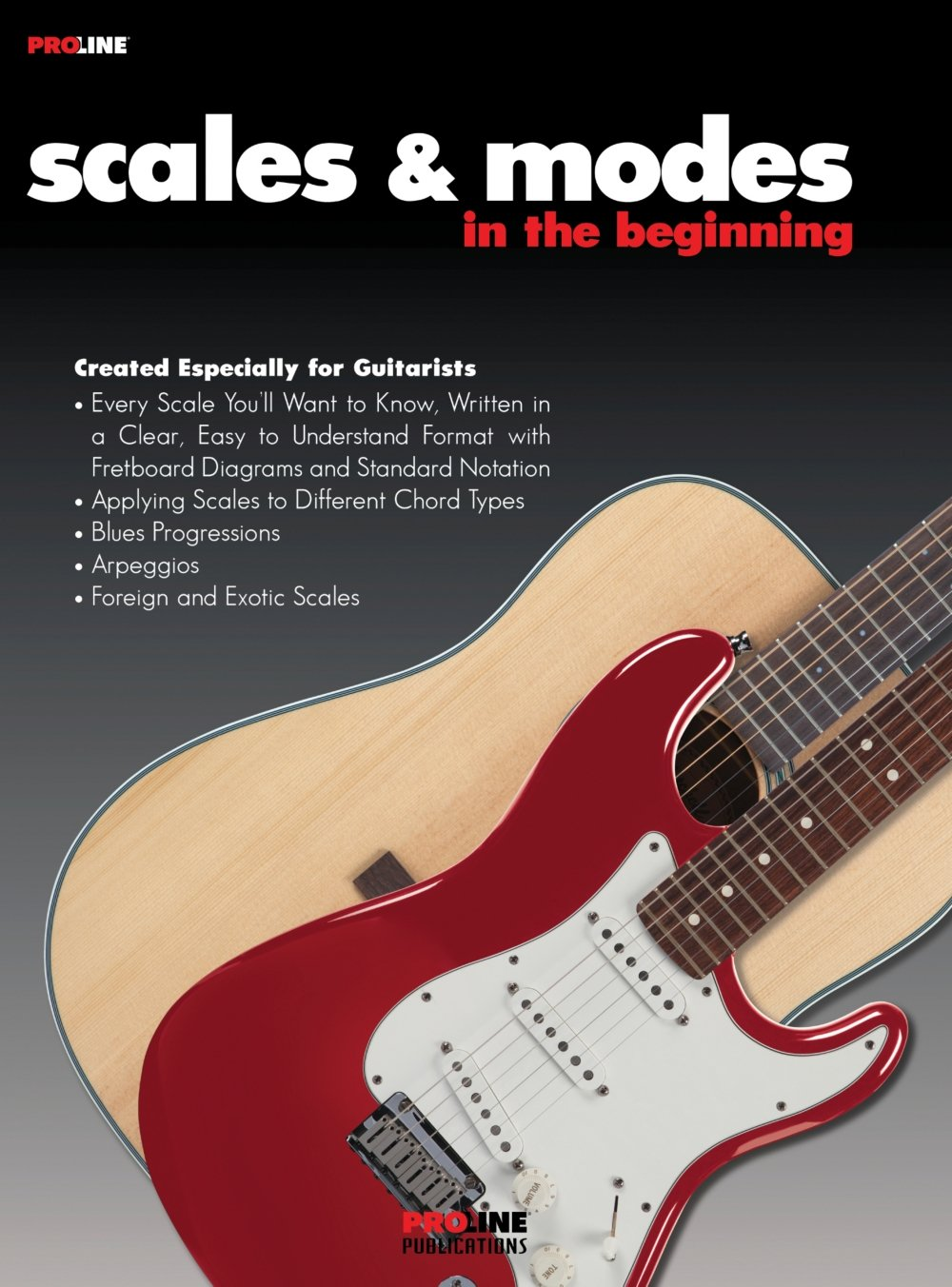 The Quick Guide to Scales and Modes for all Jazz Guitarists