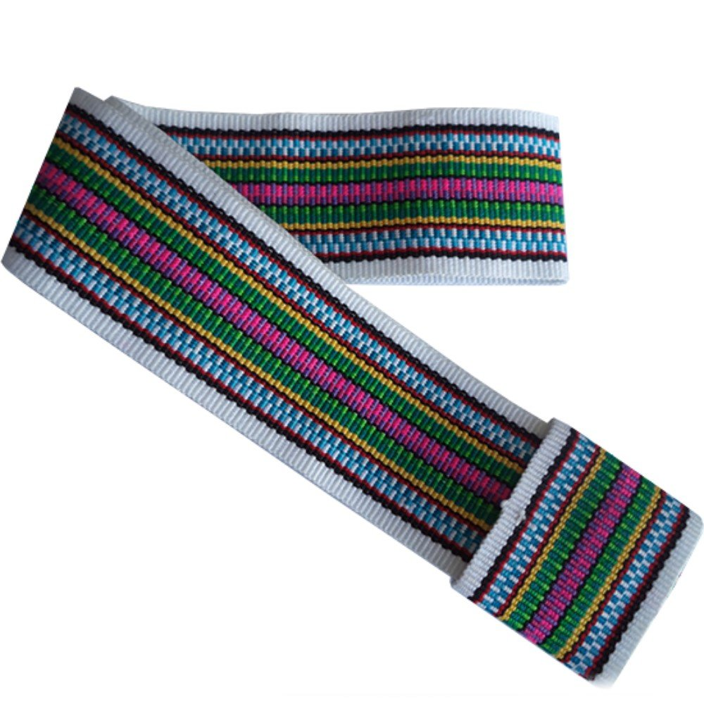 Gamboa Hatband Hat Band Multicolour Cotton Hat Band