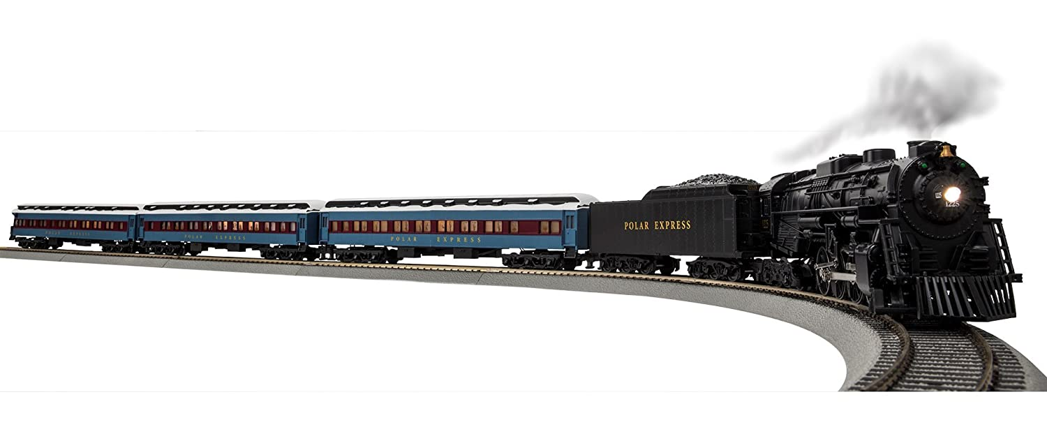 Lionel The Polar Express Flyer Chief American Flyer Train Set
