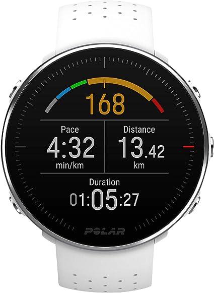 Polar Vantage M – Montre de sport FC/GPS pour Hommes et Femmes –  Entraînement Multisport et Course avec Cardiofréquencemètre au Poignet  (étanche, légère, dernière technologie): Amazon.fr: Sports et Loisirs