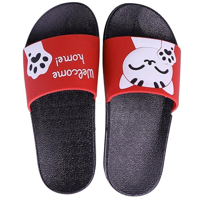 Hommes Enfiler Plage Bain Piscine Intérieure tongs EVA Sandales Chaussures