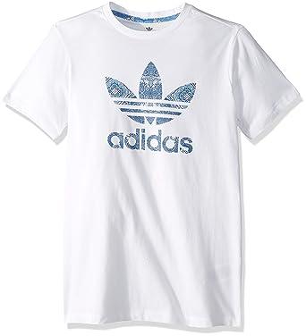 af02b9367c3a5 Amazon.com: adidas Originals Girls' Big Cc Tee: Clothing