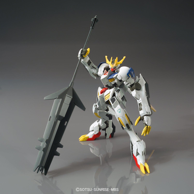 Bandai Hobby HG # 33 barbatos Lupus Rex Gundam IBO Model Kit (1/144 ...