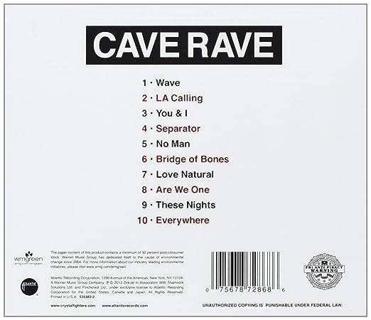 Cave Rave Zip