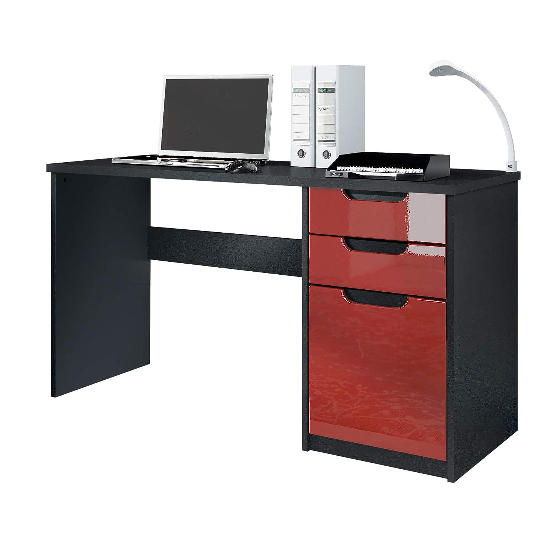 Vladon Schreibtisch Computertisch Buromobel Logan Korpus In In