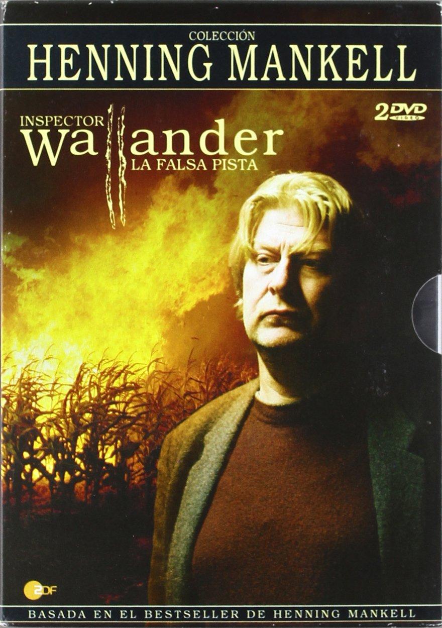 La Falsa Pista (K.Wallander) [DVD]