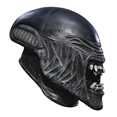 Aliens Vs. Predator, Child's Alien 3/4 Vinyl Mask: Toys & Games