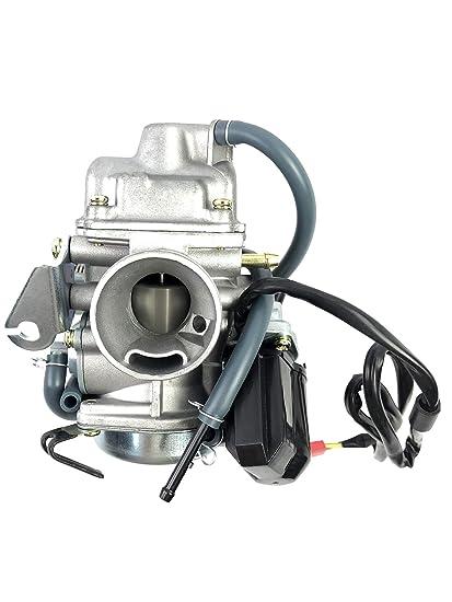 Beasteel GY6 160cc 26mm Carburetor for Roketa SunL Baja Kazuma Taotao Eagle  Chinese Go Kart Carb