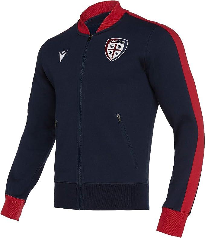 Macron Giacca Cagliari Calcio Tg.L